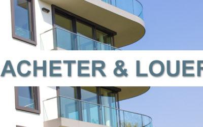 Quelques solutions pour investir dans l'immobilier locatif